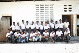 Grade 8 Class Photo